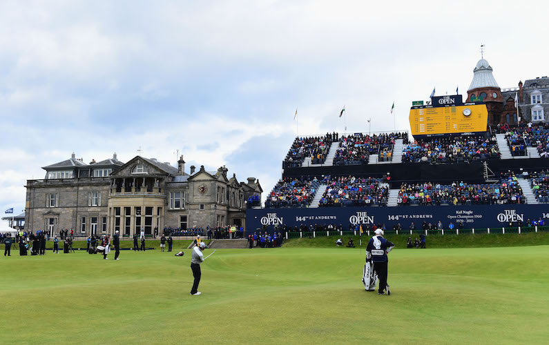 150th Open 2022 St Andrews