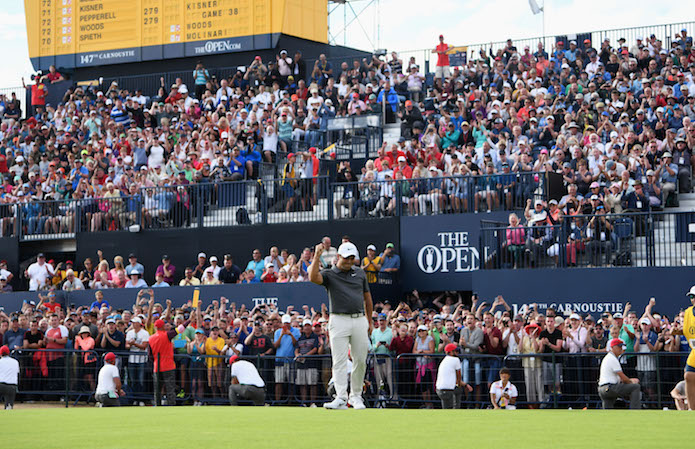 The Open 2020 at Royal St Georges
