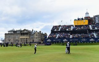 Golf Tour to The 150th Open at St Andrews