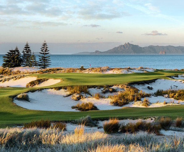 New Zealand Golf Tour: Tara Iti
