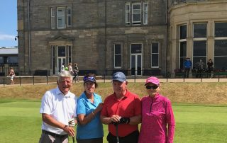Golf Tour to St Andrews